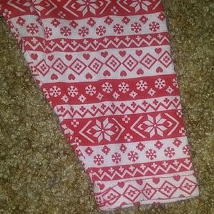 Carter's Bottoms - Holiday Pants